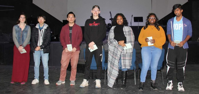 Graduates for 2019 Gospel of John